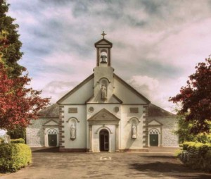 Wedding ceremony music Ireland - performed in this picturesque church
