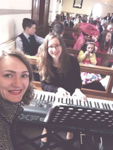 church singer